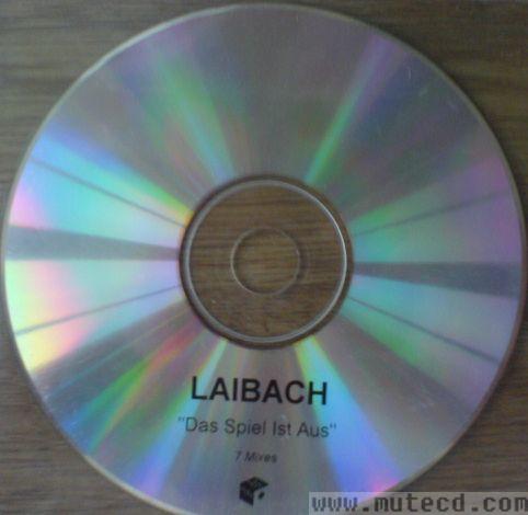 Laibach das spiel ist aus
